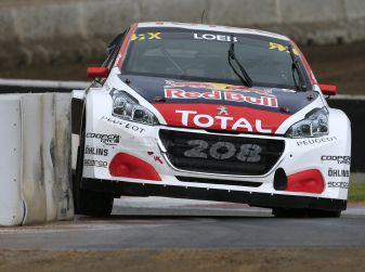 Peugeot ed il Rallycross – Il ruolo dello spotter
