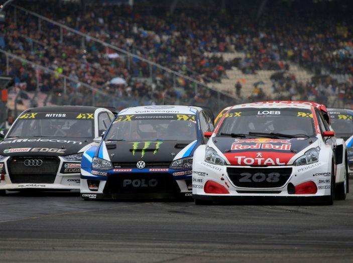 Peugeot ed il Rallycross – Il fighting spirit - Foto 1 di 1