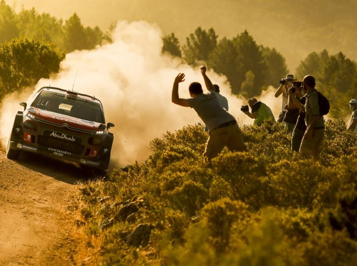 Mikkelsen rinforza il feeling con la Citroen C3 WRC - Foto 2 di 4
