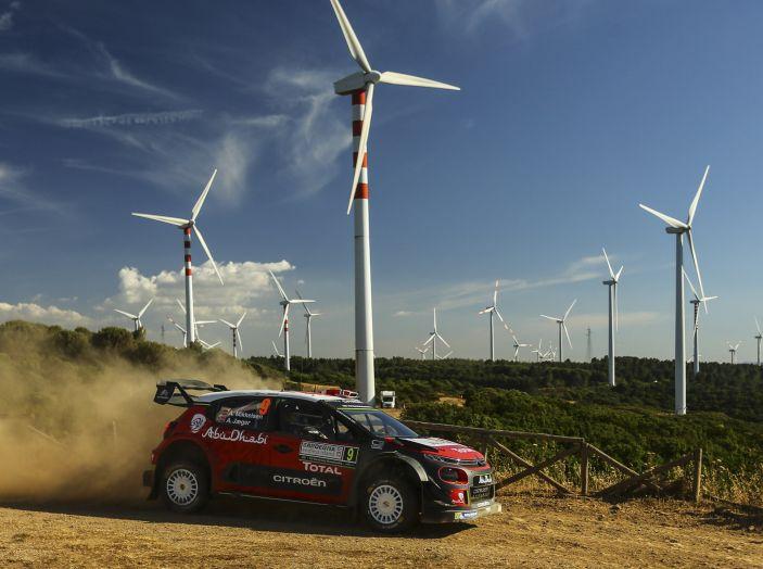 Rally Italia Sardegna 2017, destini diversi per i team di Citroën Racing. - Foto 1 di 4
