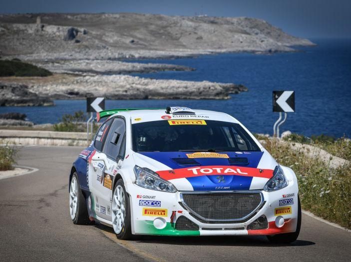 Dominio Peugeot al Rally del Salento - Foto 4 di 4