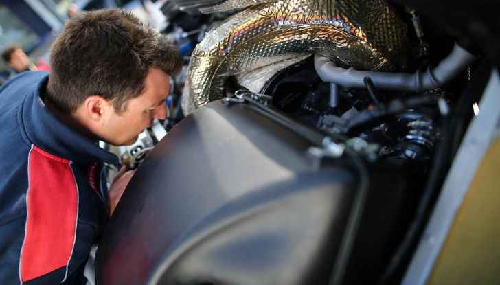 """Paolo Andreucci: """"I test nel motorsport sono fondamentali"""" - Foto 4 di 8"""