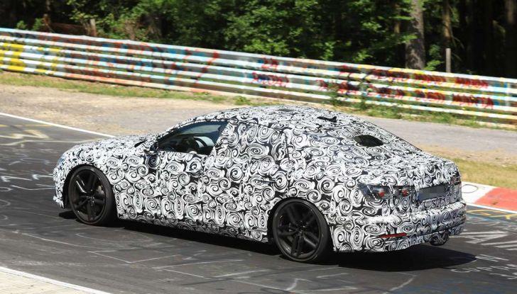 Audi A6 2018, la berlina sportiva dei Quattro Anelli - Foto 10 di 14