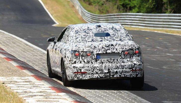 Audi A6 2018, la berlina sportiva dei Quattro Anelli - Foto 13 di 14