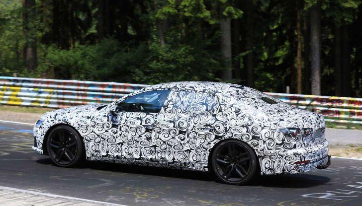 Audi A6 2018, la berlina sportiva dei Quattro Anelli - Foto 12 di 14