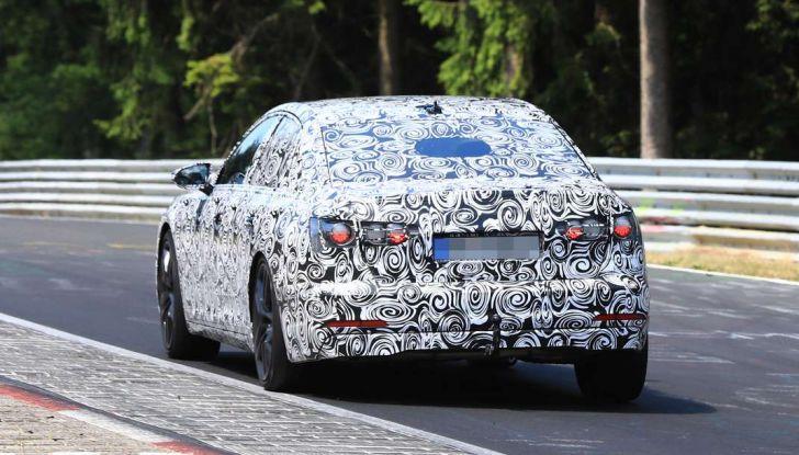 Audi A6 2018, la berlina sportiva dei Quattro Anelli - Foto 6 di 14