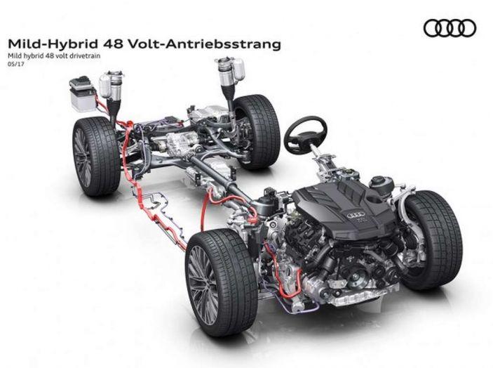 Nuova Audi A8 protagonista del film Spider-Man: Homecoming - Foto 4 di 11
