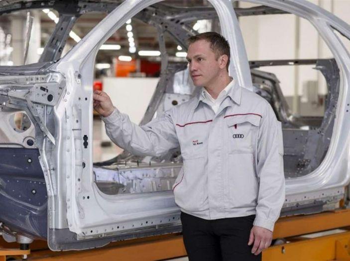 Nuova Audi A8 protagonista del film Spider-Man: Homecoming - Foto 5 di 11