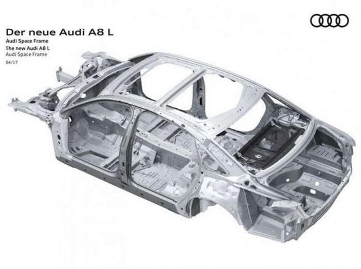 Nuova Audi A8 protagonista del film Spider-Man: Homecoming - Foto 9 di 11