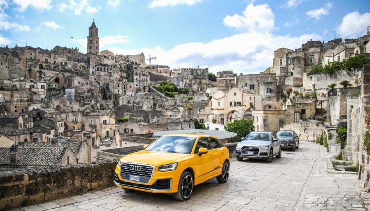 Audi Q: il nostro test dei SUV di Inglostadt in attesa di Q8, Q4 ed E-Tron - Foto 1 di 30