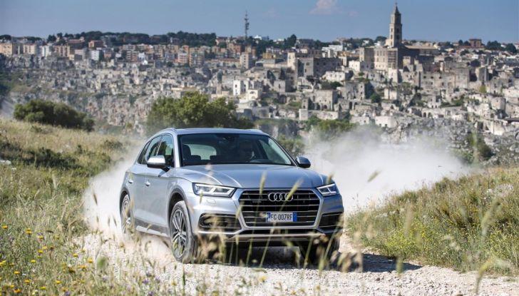 Audi Q: il nostro test dei SUV di Inglostadt in attesa di Q8, Q4 ed E-Tron - Foto 4 di 30