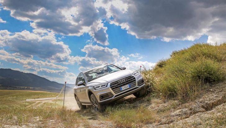 Audi Q: il nostro test dei SUV di Inglostadt in attesa di Q8, Q4 ed E-Tron - Foto 2 di 30