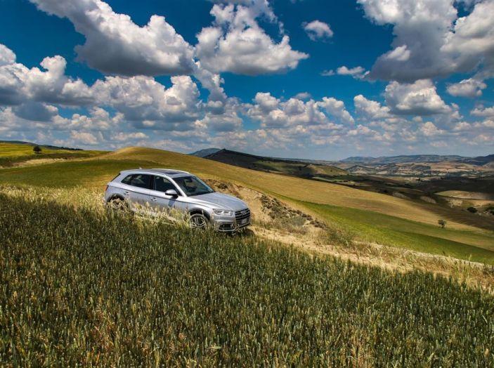 Audi Q: il nostro test dei SUV di Inglostadt in attesa di Q8, Q4 ed E-Tron - Foto 14 di 30
