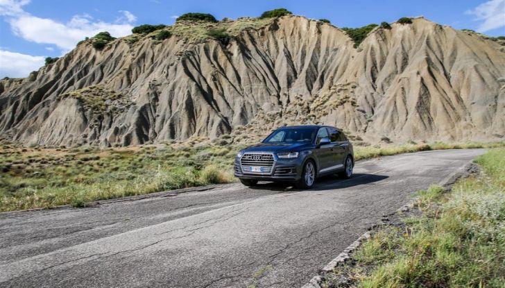 Audi Q: il nostro test dei SUV di Inglostadt in attesa di Q8, Q4 ed E-Tron - Foto 15 di 30