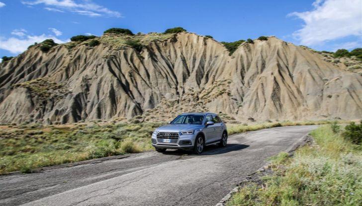 Audi Q: il nostro test dei SUV di Inglostadt in attesa di Q8, Q4 ed E-Tron - Foto 17 di 30