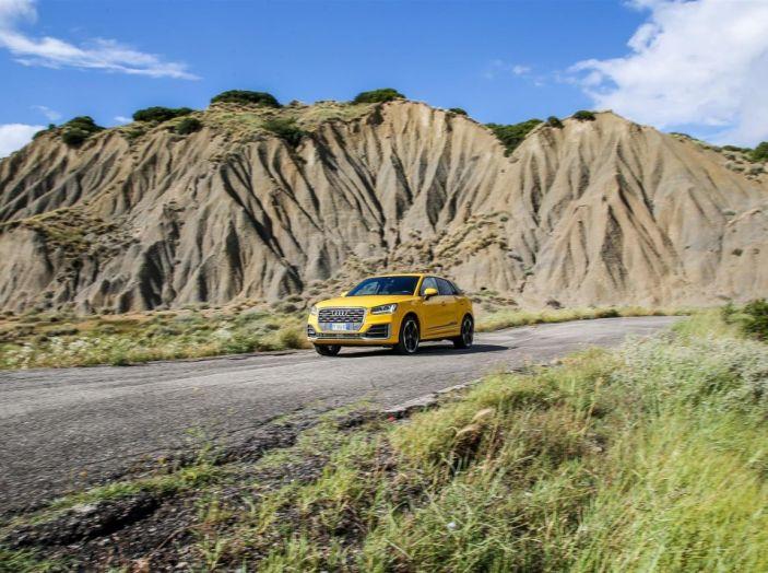 Audi Q: il nostro test dei SUV di Inglostadt in attesa di Q8, Q4 ed E-Tron - Foto 19 di 30