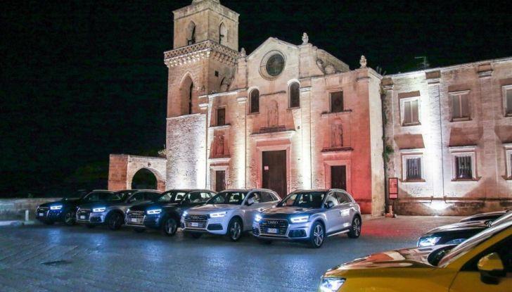 Audi Q: il nostro test dei SUV di Inglostadt in attesa di Q8, Q4 ed E-Tron - Foto 21 di 30