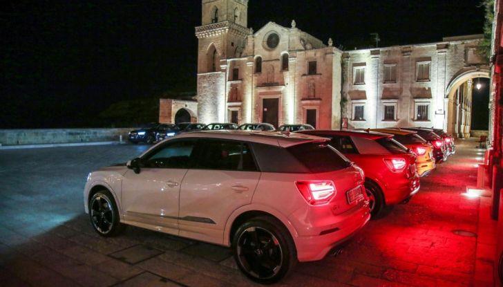 Audi Q: il nostro test dei SUV di Inglostadt in attesa di Q8, Q4 ed E-Tron - Foto 22 di 30