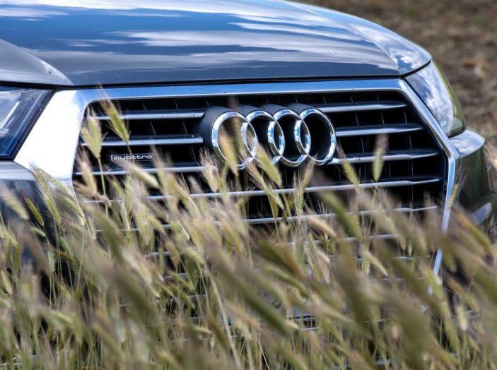 Audi Q: il nostro test dei SUV di Inglostadt in attesa di Q8, Q4 ed E-Tron - Foto 24 di 30