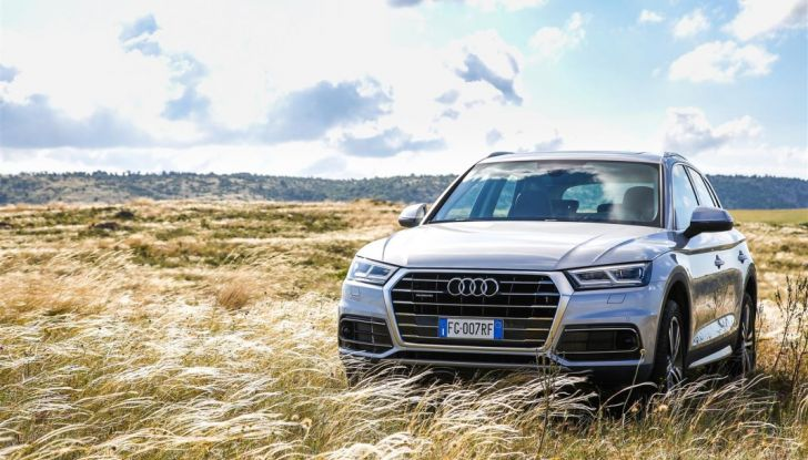 Audi Q: il nostro test dei SUV di Inglostadt in attesa di Q8, Q4 ed E-Tron - Foto 25 di 30