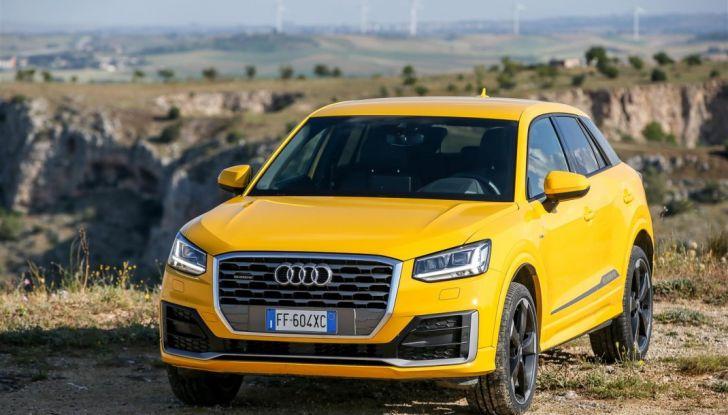 Audi Q: il nostro test dei SUV di Inglostadt in attesa di Q8, Q4 ed E-Tron - Foto 27 di 30
