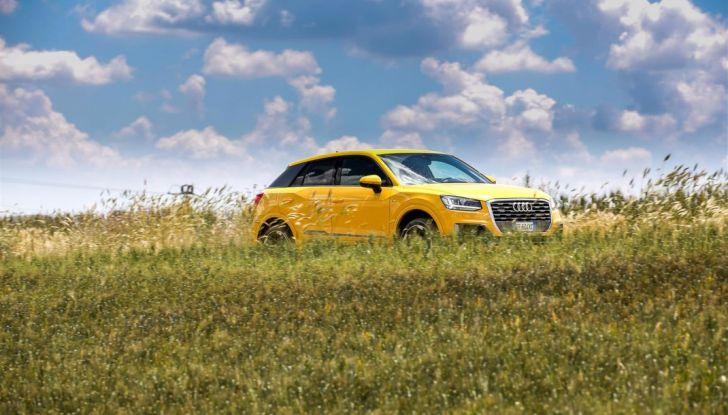 Audi Q: il nostro test dei SUV di Inglostadt in attesa di Q8, Q4 ed E-Tron - Foto 5 di 30