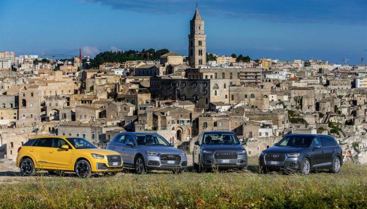 Audi Q: il nostro test dei SUV di Inglostadt in attesa di Q8, Q4 ed E-Tron - Foto 3 di 30