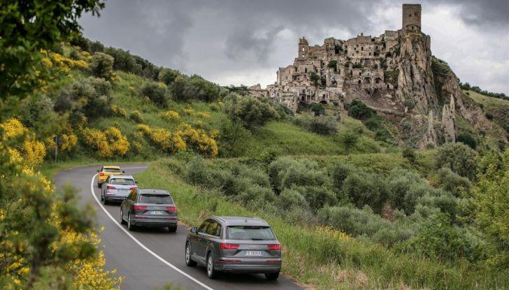 Audi Q: il nostro test dei SUV di Inglostadt in attesa di Q8, Q4 ed E-Tron - Foto 7 di 30