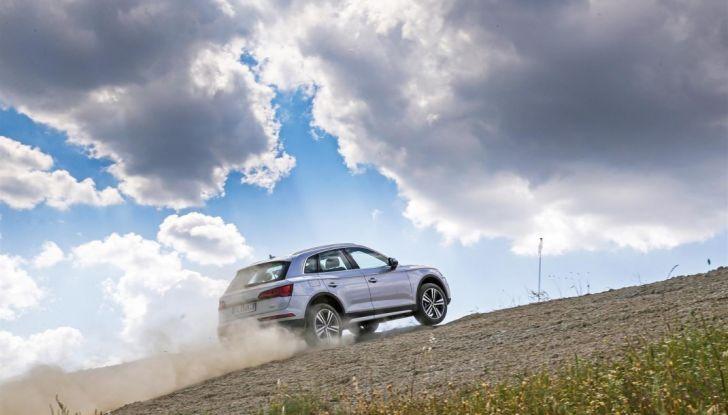 Audi Q: il nostro test dei SUV di Inglostadt in attesa di Q8, Q4 ed E-Tron - Foto 8 di 30