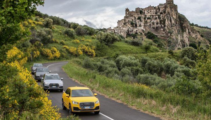 Audi Q: il nostro test dei SUV di Inglostadt in attesa di Q8, Q4 ed E-Tron - Foto 9 di 30