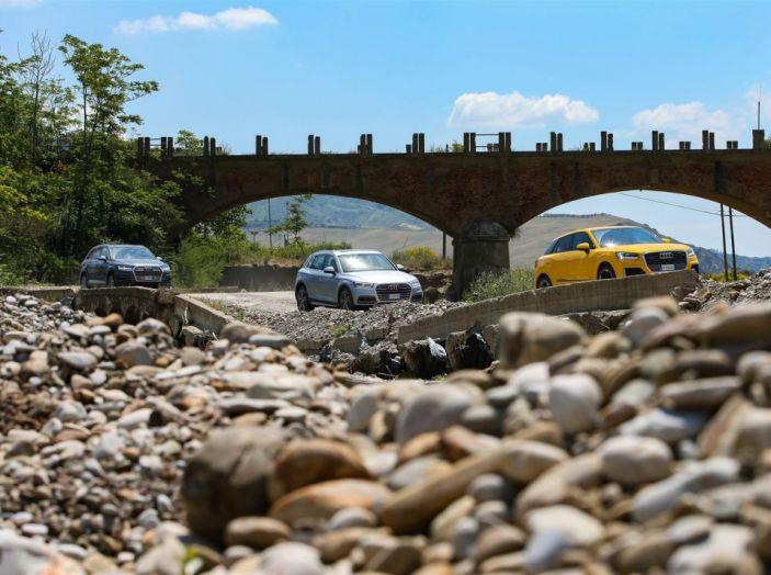 Audi Q: il nostro test dei SUV di Inglostadt in attesa di Q8, Q4 ed E-Tron - Foto 10 di 30
