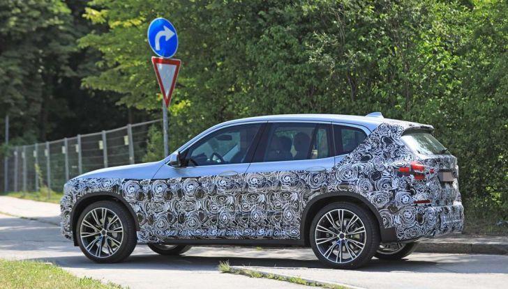 BMW X3 2018, dettagli della nuova generazione del SUV - Foto 5 di 13