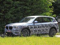 BMW X3 2018, dettagli della nuova generazione del SUV