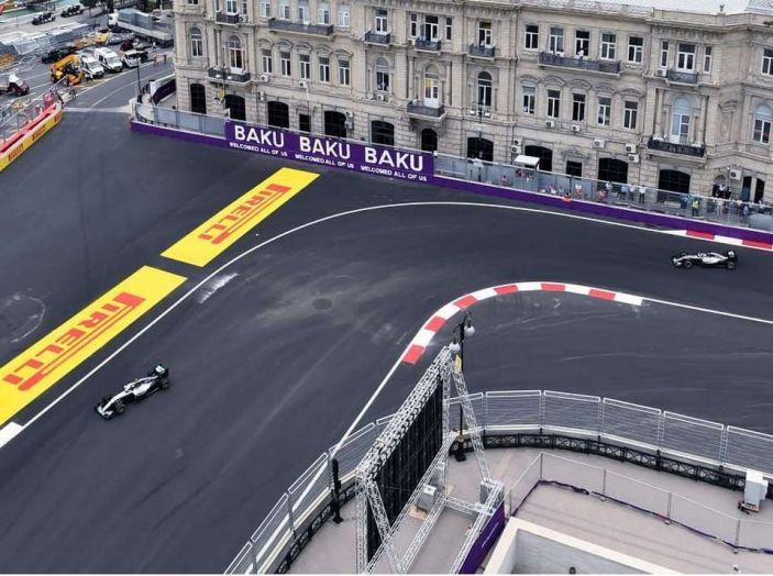 Orari F1 2017, il GP dell'Azerbaijan in diretta Sky e differita Rai - Foto 9 di 10