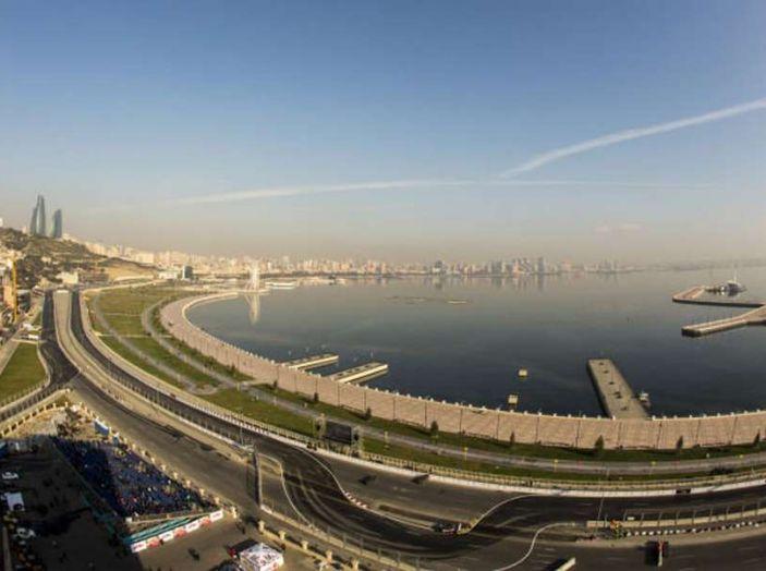 Orari F1 2017, il GP dell'Azerbaijan in diretta Sky e differita Rai - Foto 7 di 10