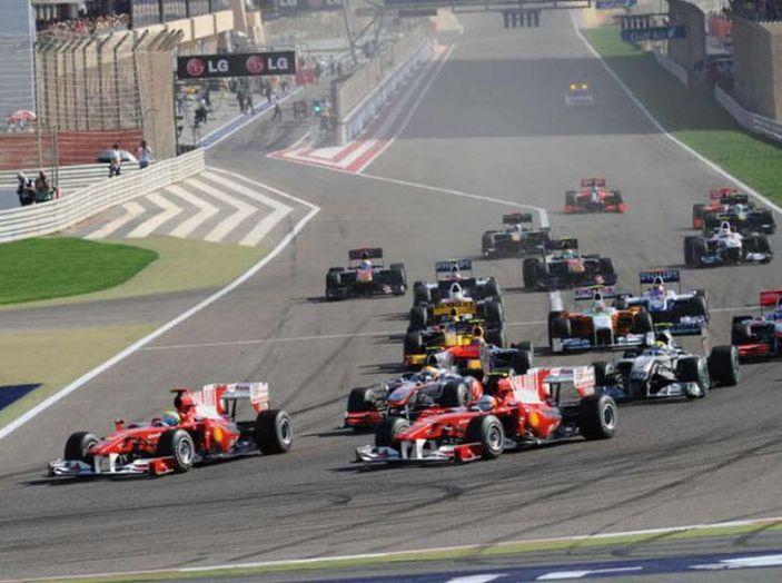 Orari F1 2017, il GP dell'Azerbaijan in diretta Sky e differita Rai - Foto 1 di 10