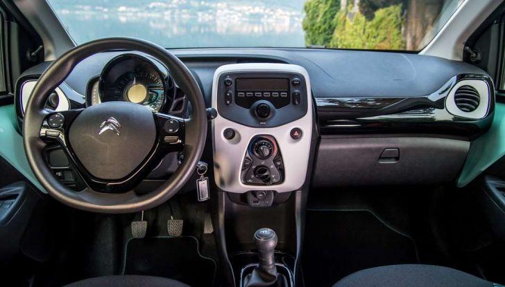 Citroën C1 Pacific Edition serie speciale per l'estate - Foto 8 di 17