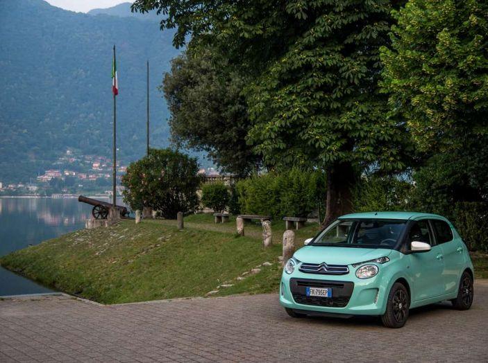 Citroën C1 Pacific Edition serie speciale per l'estate - Foto 9 di 17