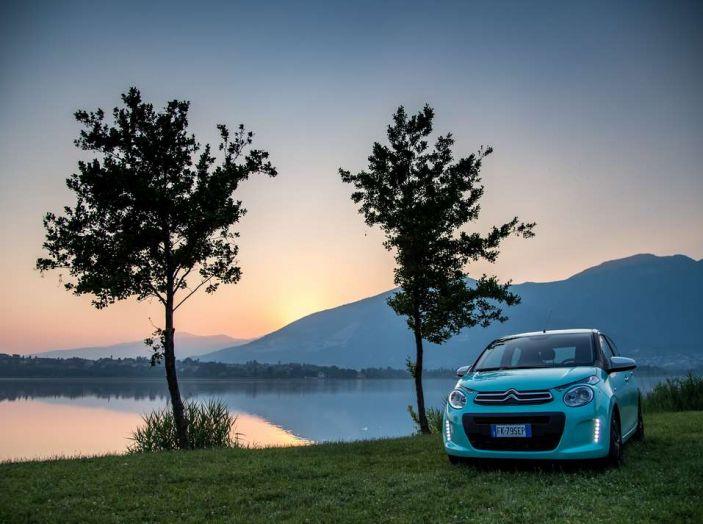 Citroën C1 Pacific Edition serie speciale per l'estate - Foto 3 di 17