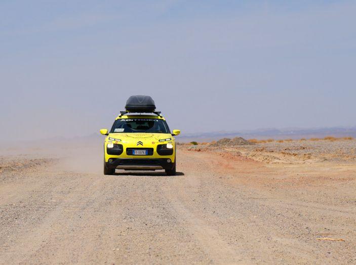 Citroën Avventura Gialla: dallo Xinjiang al Gansu i deserti senza fine! - Foto 3 di 7
