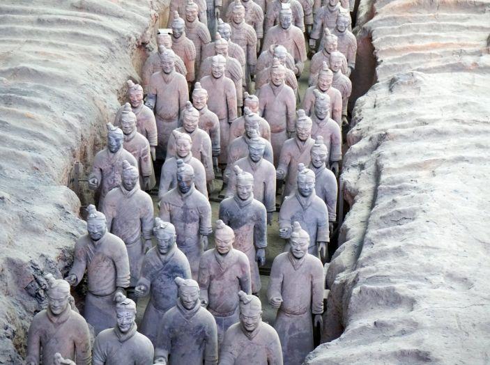 Citroën Avventura Gialla: in Cina alla scoperta dell'esercito di terracotta - Foto 8 di 8