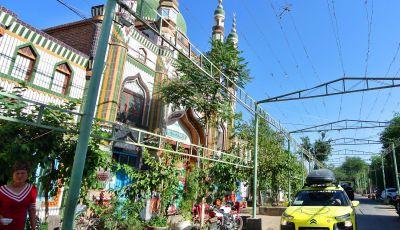 Citroën Avventura Gialla: dallo Xinjiang al Gansu i deserti senza fine!