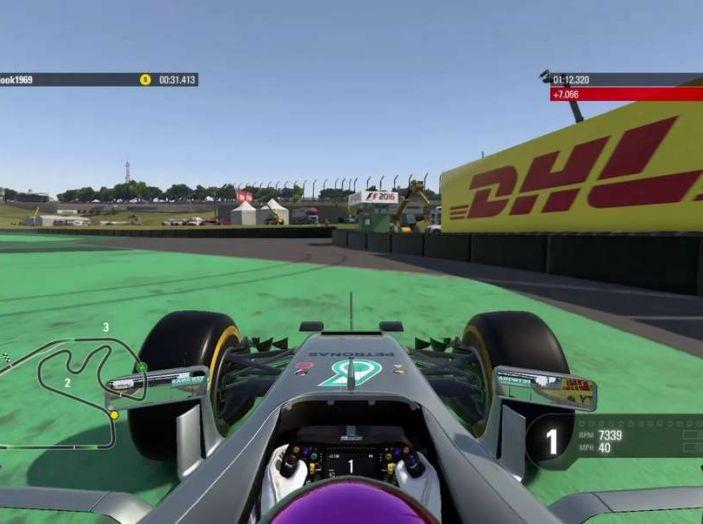 F1 2017, il videogioco in vendita dal 25 agosto - Foto 3 di 9