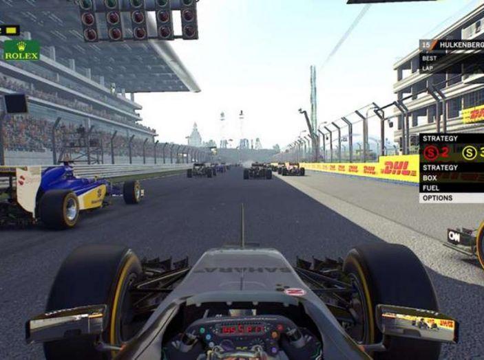 F1 2017, il videogioco in vendita dal 25 agosto - Foto 5 di 9