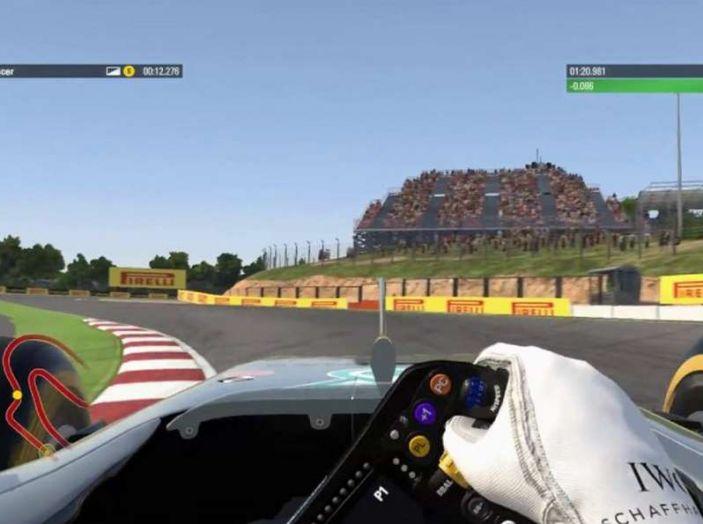 F1 2017, il videogioco in vendita dal 25 agosto - Foto 8 di 9