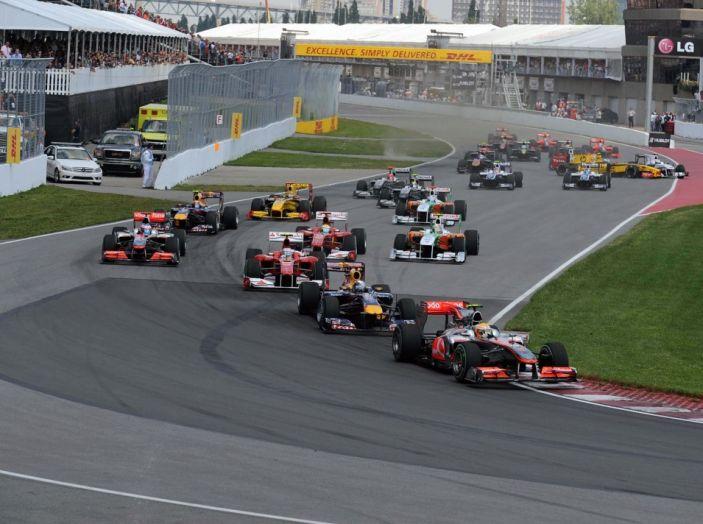Orari Formula 1, GP del Canada 2017 in diretta Sky e differita Rai - Foto 8 di 9