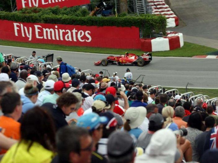 Orari Formula 1, GP del Canada 2017 in diretta Sky e differita Rai - Foto 6 di 9