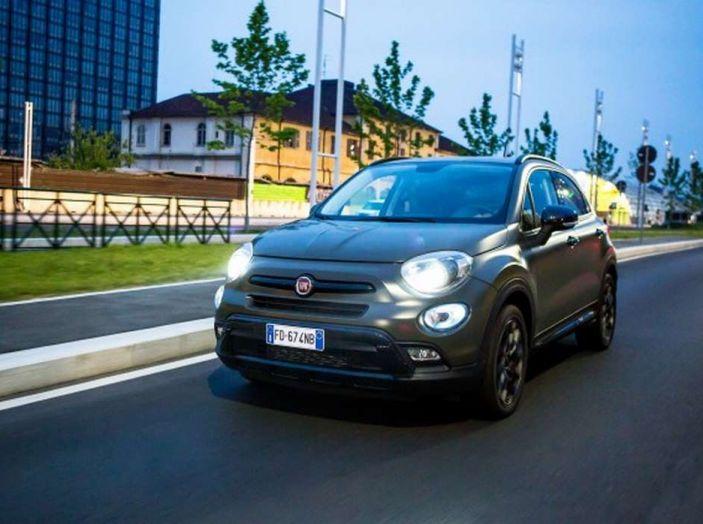 Fiat 500X S-Design, la nuova versione urban - Foto 1 di 8