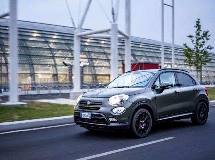 Fiat 500X S-Design, la nuova versione urban - Foto 2 di 8