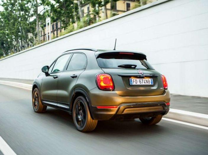 Fiat 500X S-Design, la nuova versione urban - Foto 3 di 8